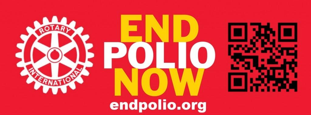 End Polio Logo