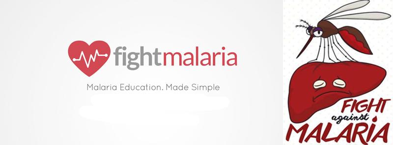 Fight Against Malaria Logo