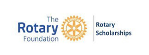 Rotary International Scholarships Logo